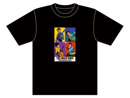 50th記念Tシャツ(限定発売)